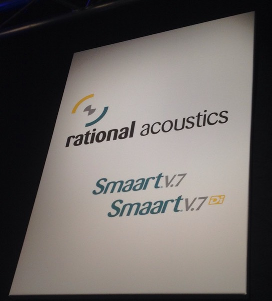 CUE2014 Rational Acoustics